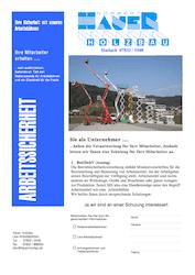 PDF Formular